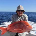 Western Australia Fishing Charter Blue Lightning red emperor
