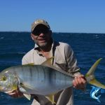 Golden Trevally WA fishing Charter