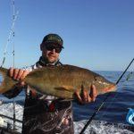 long nose emperor Montebello Islands WA Fishing Charter