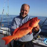 Sam coral trout Montebello Islands WA fishing