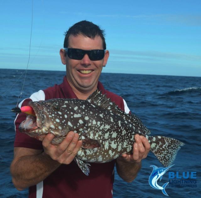 Stuart rankin cod wa best fishing charter montebello for Stuart fishing charter