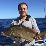 Tom long nose emperor Montebello Islands WA fishing