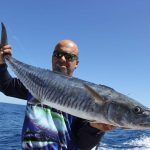 Spanish Mackerel Blue Lightning Charters WA's best fishing charters Montebello Islands