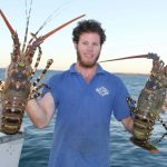 Cray Fish Montebello Islands WA Fishing Blue Lightning Charters