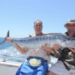 Wahoo Montebello Islands WA Fishing Blue Lightning Charters
