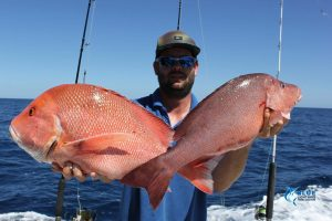 Chad Mills Montebello Islands Red Emperor Maroon Sea Perch