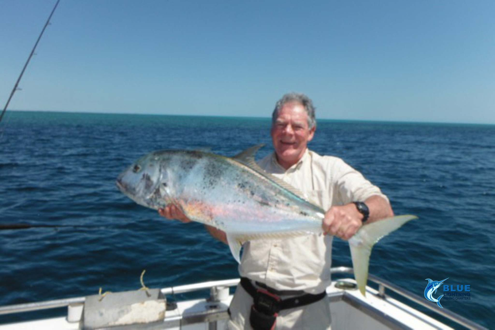 Montebello islands fishing wa blue lightning charters for Wa fishing charters