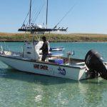 Heart Starter Montebello Islands Fishing WA Blue Lightning Charters