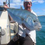 Gold Spot Trevally Montebello Islands WA Blue Lightning Charters