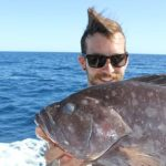 Rankin Cod Montebello Islands WA fishing charter Blue Lightning Charters