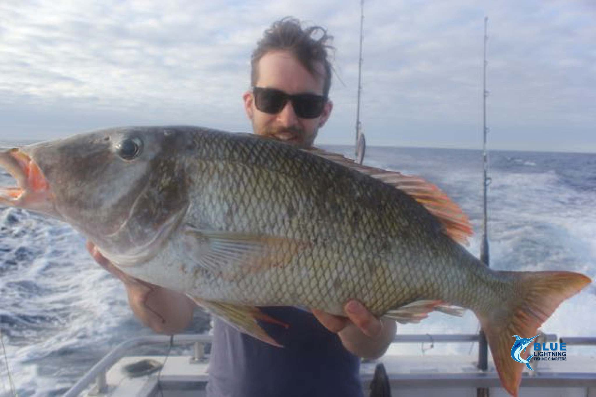 Long nosed emperor montebello islands wa fishing charter for Wa fishing charters