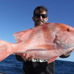 Montebello Islands WA fishing charter Blue Lightning Charters Red Emperor