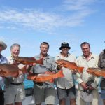 Coral Trout Montebello Islands WA fishing charter