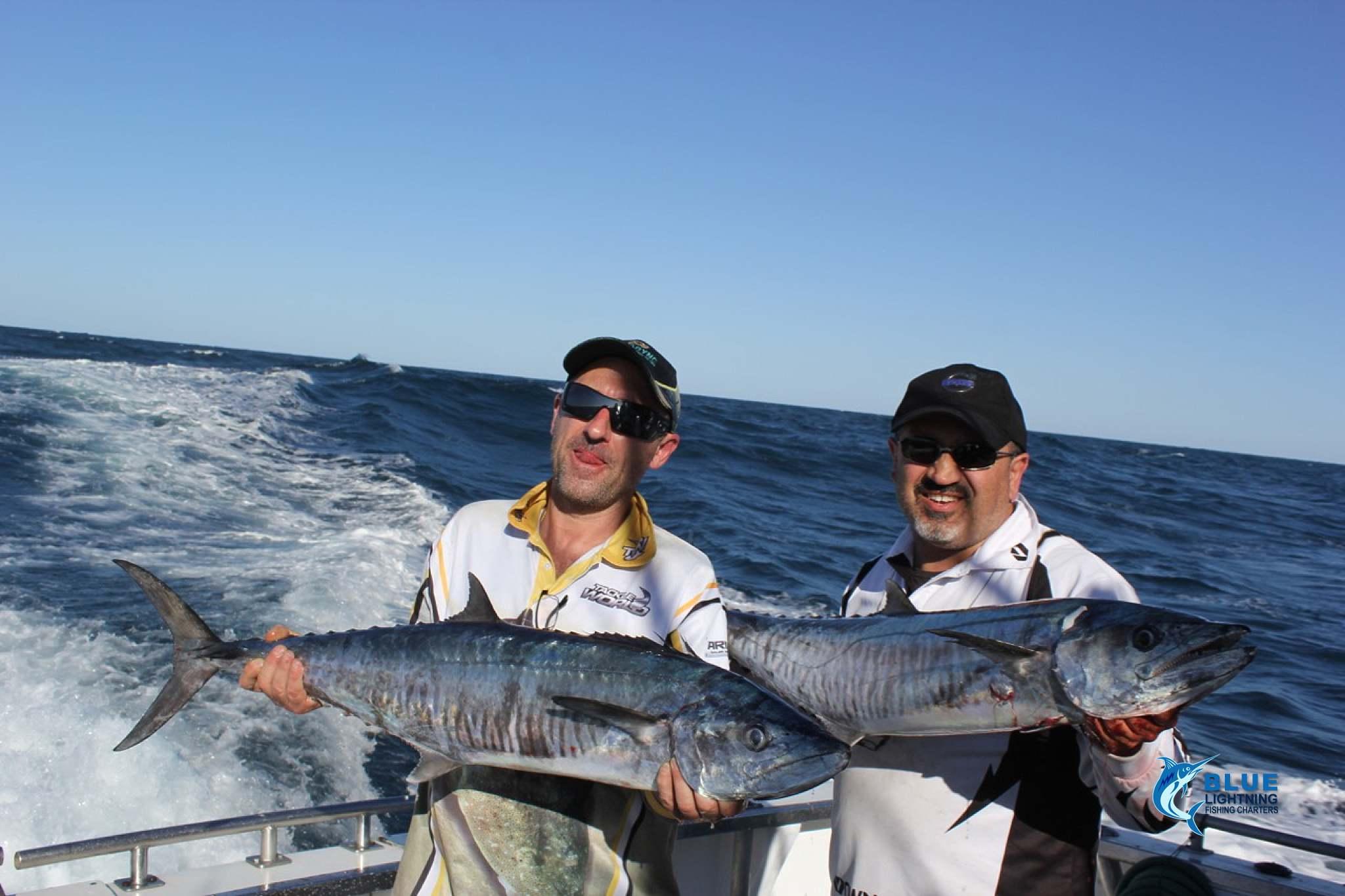 Blue lightning charters wa 39 s best fishing charters for Washington fishing charters