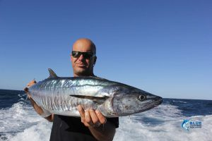 Blue Lightning Charters WA's best fishing charters Montebello Islands Mackerel