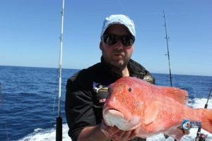 Blue Lightning Charters WA's best fishing charters Montebello Islands Red Emperor