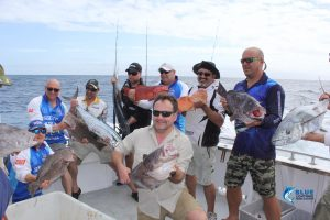 rankin-cod Montebello Islands WA fishing charter Blue Lightning Charters