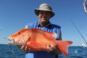 Red Emperor Montebello Islands WA fishing Charter