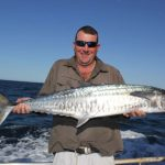 Spanish Mackerel Blue Lightning Charters WA fishing