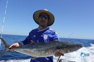 Spanish Mackerel Montebello Islands WA fishing charter Blue Lightning Charters