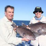 Rankin Cod Montebello Islands WA fishing Blue Lightning Charters