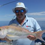 Gold BAnd Snapper Blue Lightning Charters