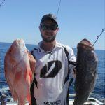 WA fishing charter Montebello Islands