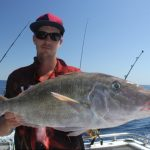 Long Nose Emperor Montebello Islands fishing