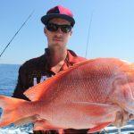 Red Emperor Montebello Islands fishing