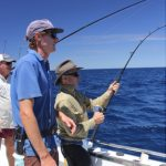 Bent Rod WA Fishing charter