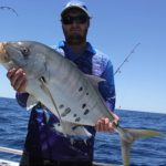 Trevally WA fishing charter