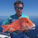 Red Emperor WA fishing charter