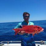 WA fishing charter Blue Lightning