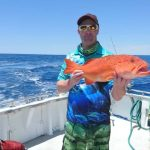 Montebello Islands WA fishing charter Coral Trout