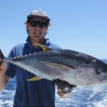 Blue Lightning Charters Decky Yellowfin Tuna WA