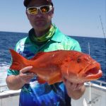 Coral Trout Montebello Islands WA fishing charter