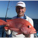 Scarlet Sea Perch Blue Lightning Charters WA fishing charter