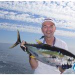 Blue Lightning Charters WA fishing charter Yellow fin Tuna