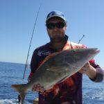Long Nosed Emperor Montebello Islands WA fishing charter
