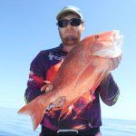 Red Emperor Western Australia fishing charter Blue Lightning Charters