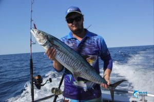 Spanish Mackerel Red Emperor Western Australia fishing charter Blue Lightning Charters