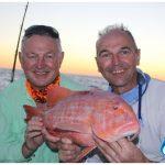 Chinaman fish Blue Lightning Charters WA fishing charter
