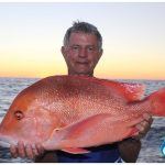 Red Emperor Blue Lightning Charters WA fishing charter