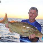 Long Nosed Emperor Blue Lightning Charters WA fishing charter