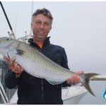 Green Job Fish Blue Lightning Charters WA fishing charter