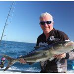 Cobia Blue Lightning Charters WA fishing charter