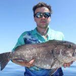 Rankin Cod WA fishing charter Blue Lightning Charters