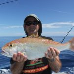 Gold Band Snapper Montebello Islands WA fishing