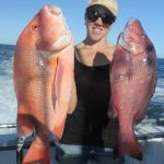 Red Emperor Maroon Sea Perch Montebello Islands Fishing charter Blue Lightning Charters