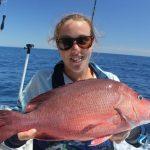 Maroon Sea Oerch Montebello Islands Fishing charter Blue Lightning Charters